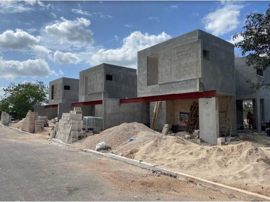 residencias pamina en praderas del mayab conkal