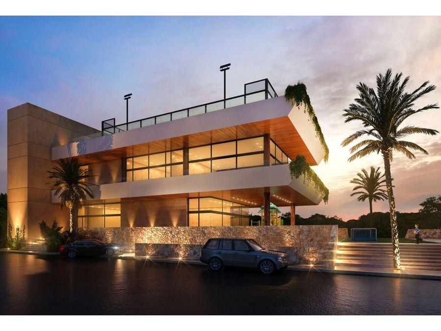 preciosas y amplias residencias en privada amara modelo vento