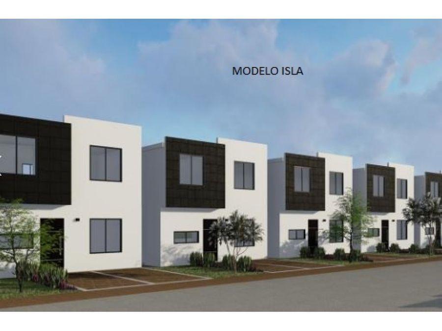 idilia residenciales de 3 y 4 recamaras en conkal