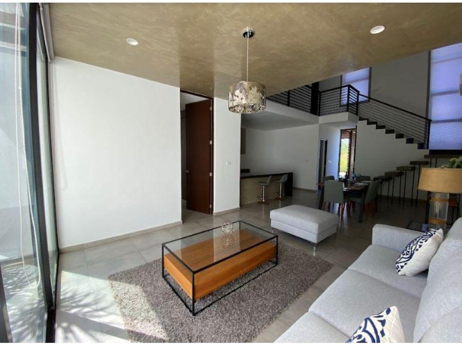 residenciales de lujo equipadas para vivir altamira cholul