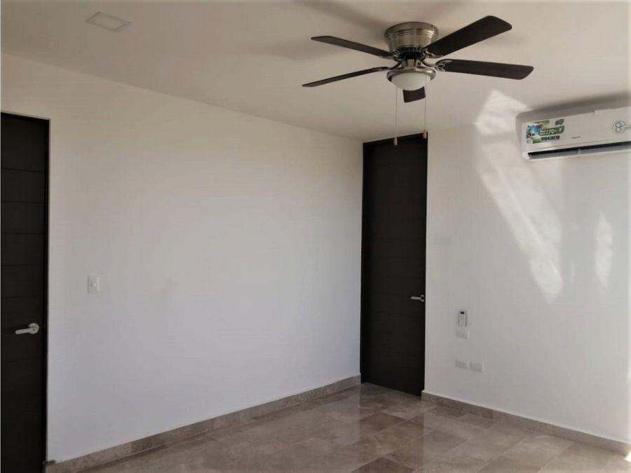 townhouse para rentar en temozon merida yucatan