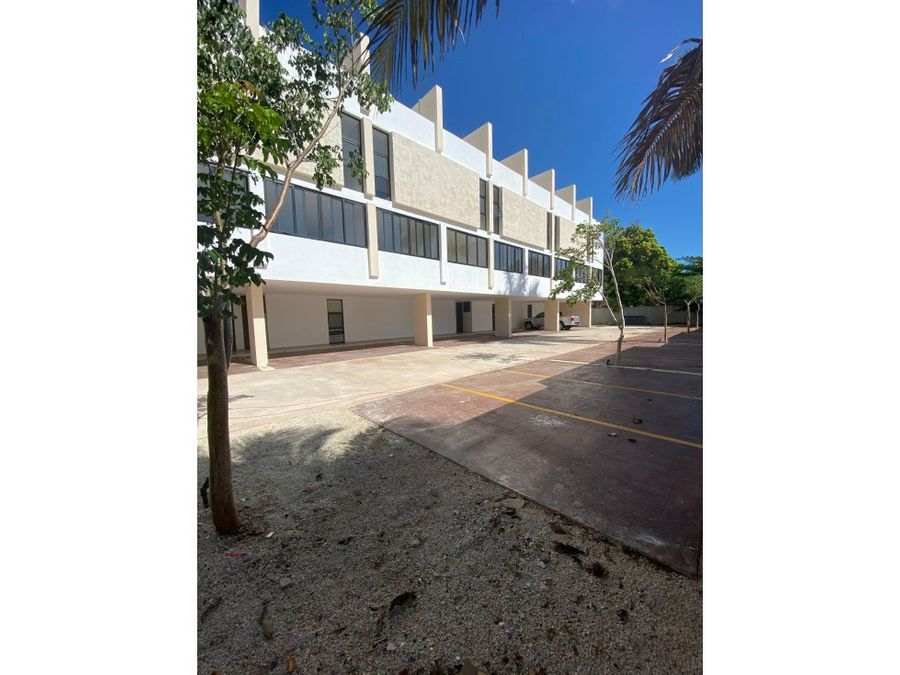 loften townhouses san ramon norte en yucatan