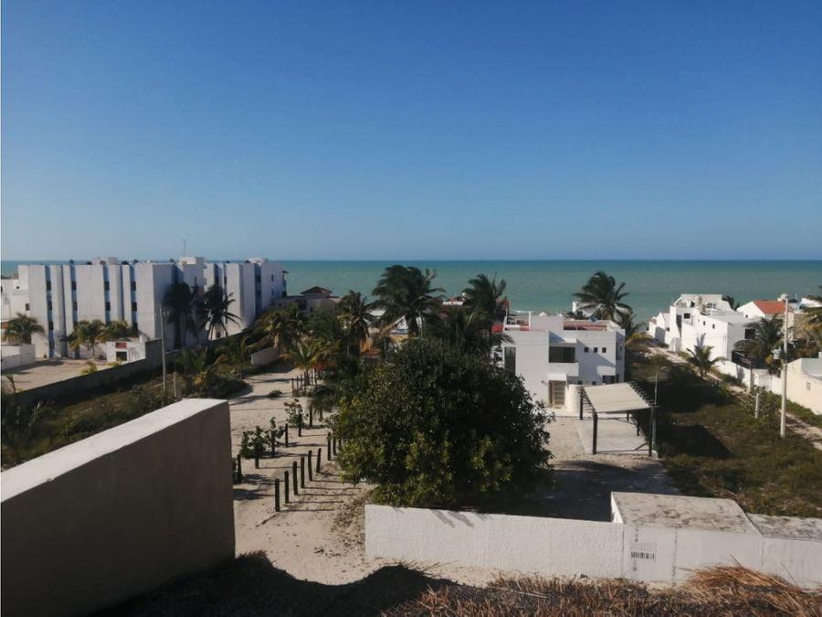ultimo depa en la playa en 1 piso contramar chicxulub yucatan