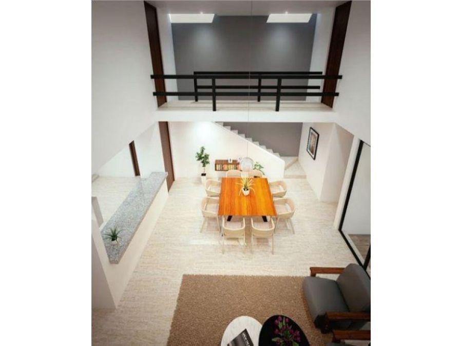 casa modelo premium en privada zendera