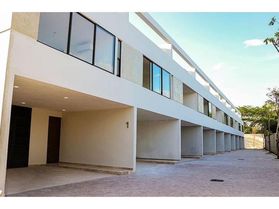 comodos townhouses t10 en tomozon