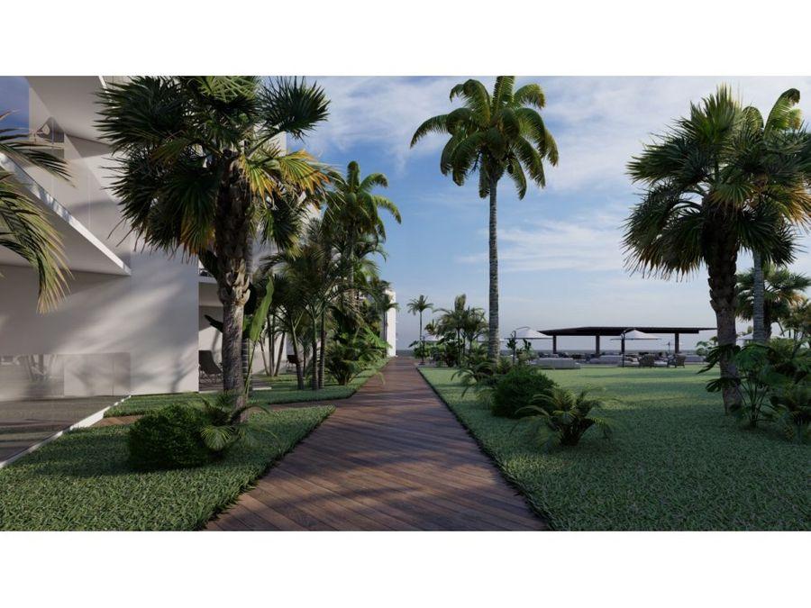 villas caban condos frente al mar de san crisanto diferentes modelos