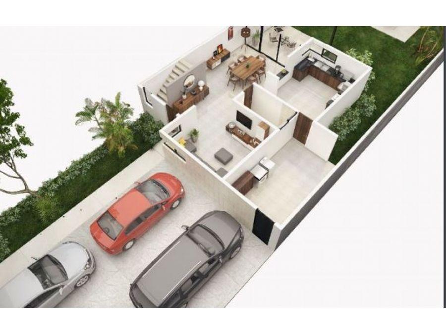 6 casas amplias mure preventa en dzitya yucatan piscina de regalo