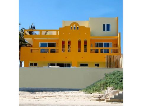 oportunidad hotel flamingo frente al mar de chuburna