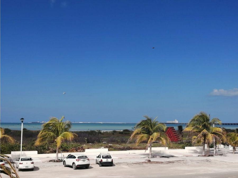magnifica ubicacion la casa del malecon en progreso yucatan