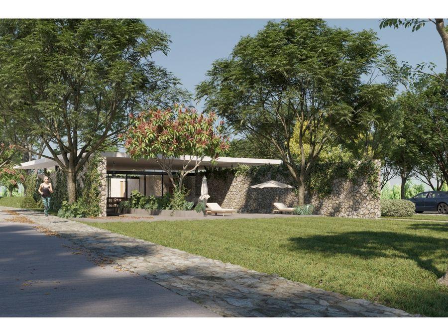 terrenos zenkal privada residencial conkal merida yucatan