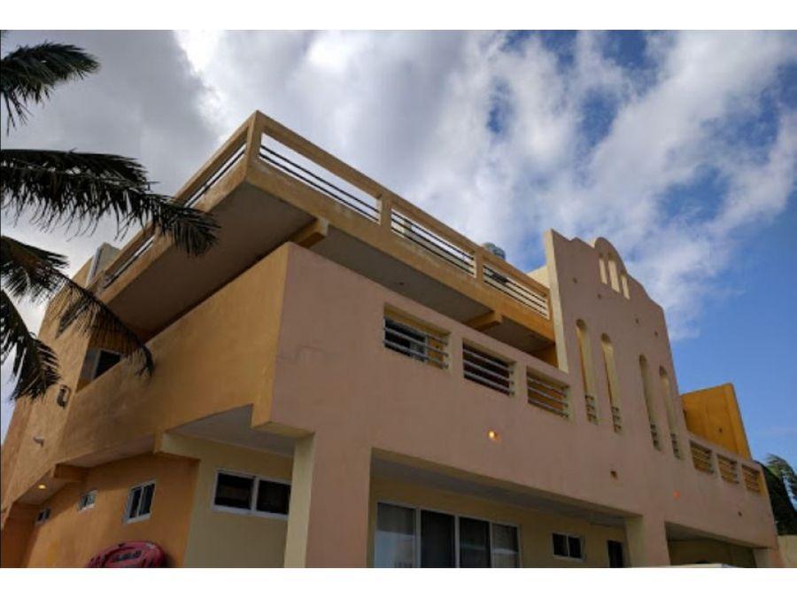 hotel boutique frente al mar en venta