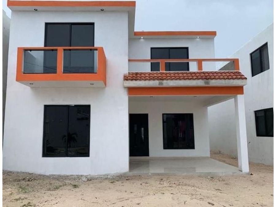 villa de playa neldy en chicxulub