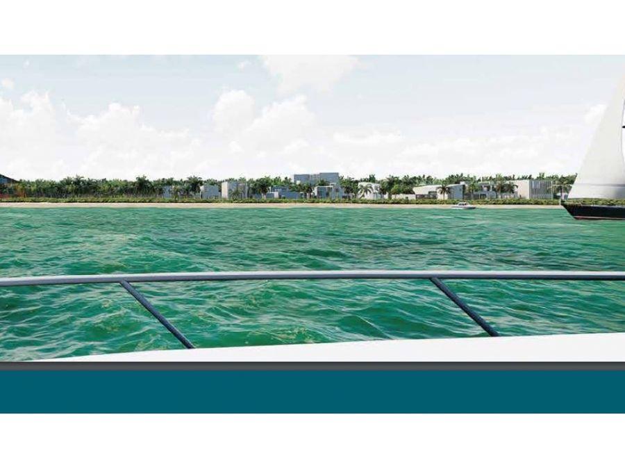via costela nueva privada en sisal frente al mar
