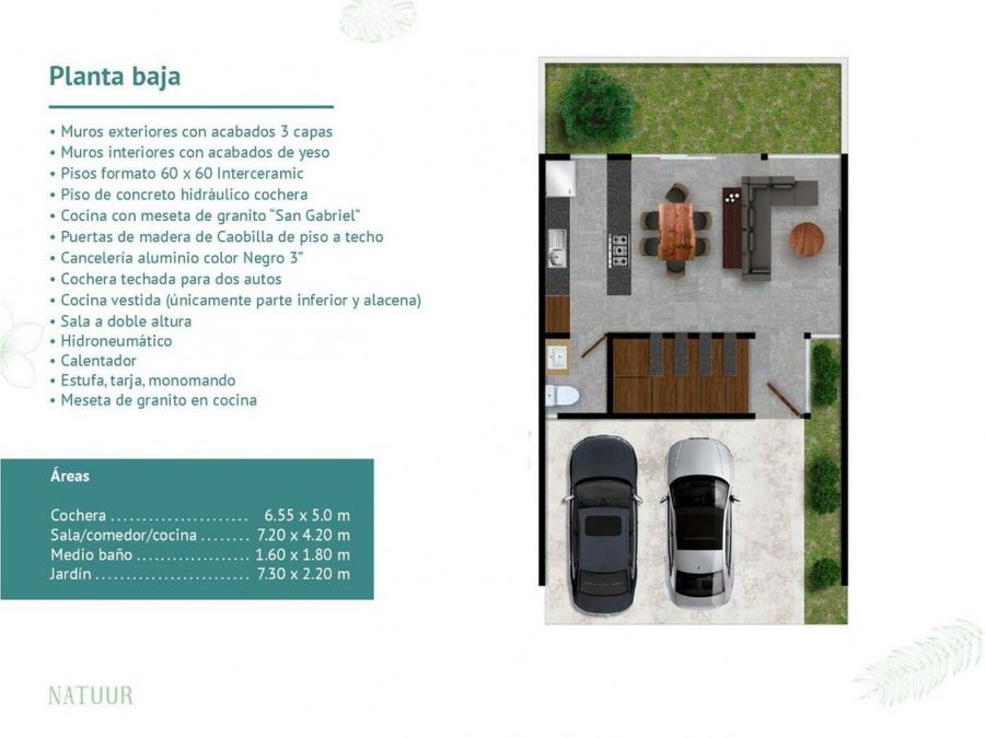 natuur 7 exclusivos townhouses en montebello