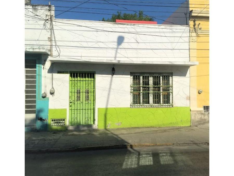 casa laura ubicada en el centro de merida