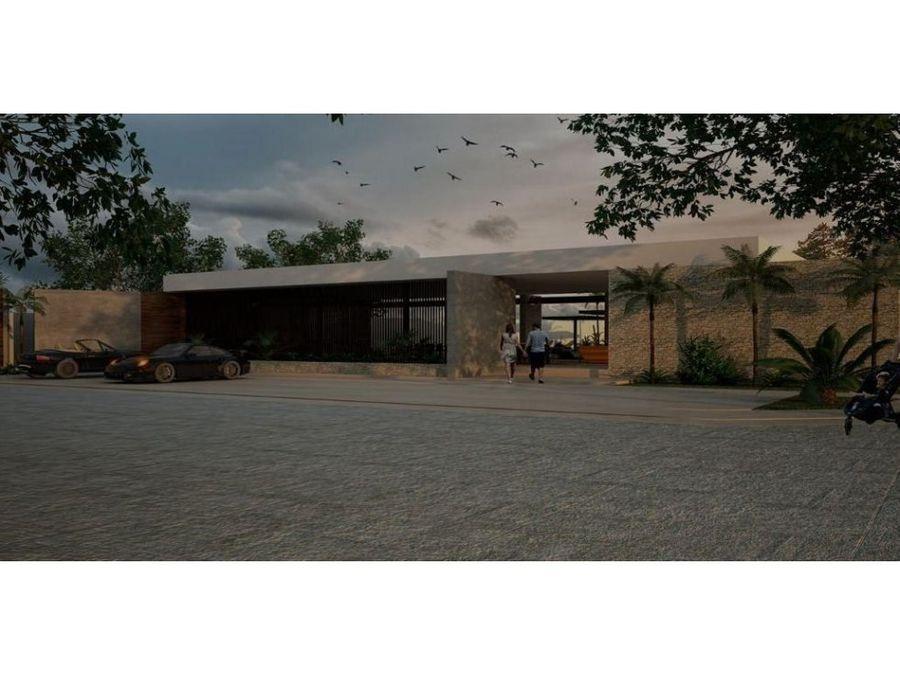 hermosas casas en privada albarella cholul