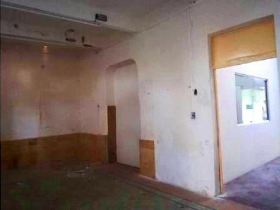 casa amplia para restaurar en santiago