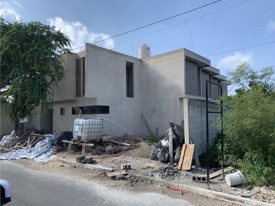 townhouses alexa en chuburna hidalgo merida