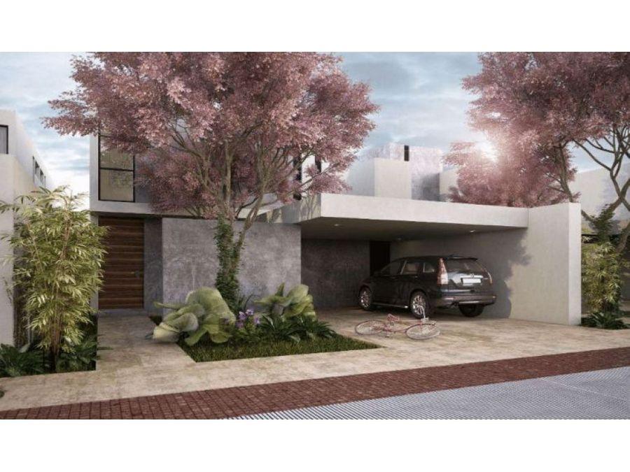 casa en privada arborea lote 94 mod c