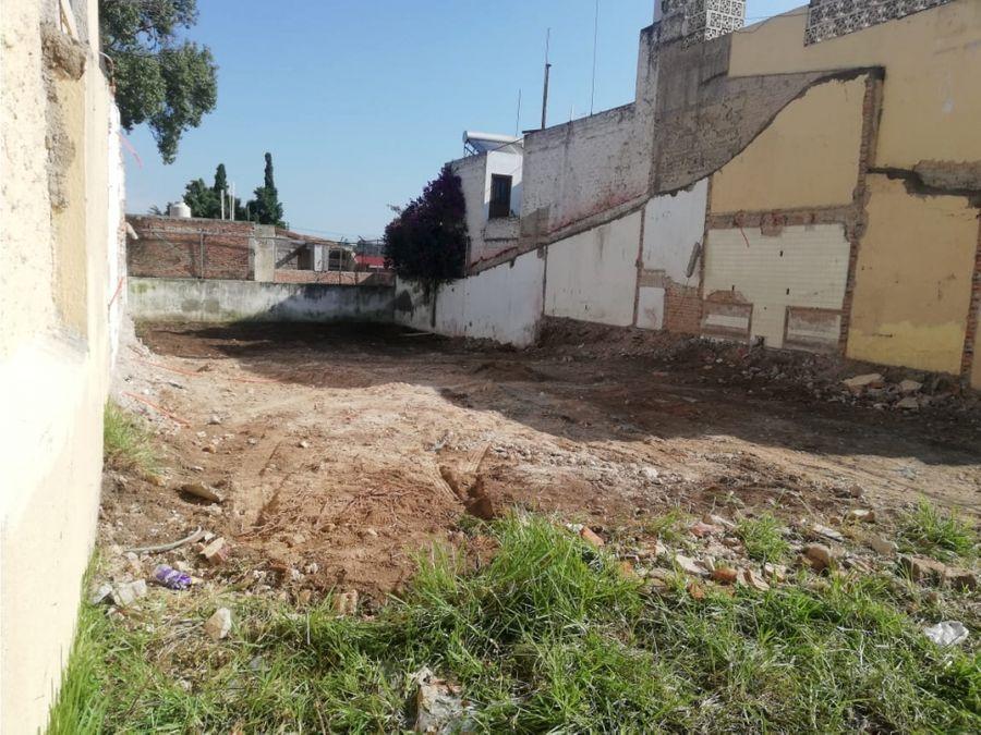excelente terreno dentro zona metropolitana guadalajara