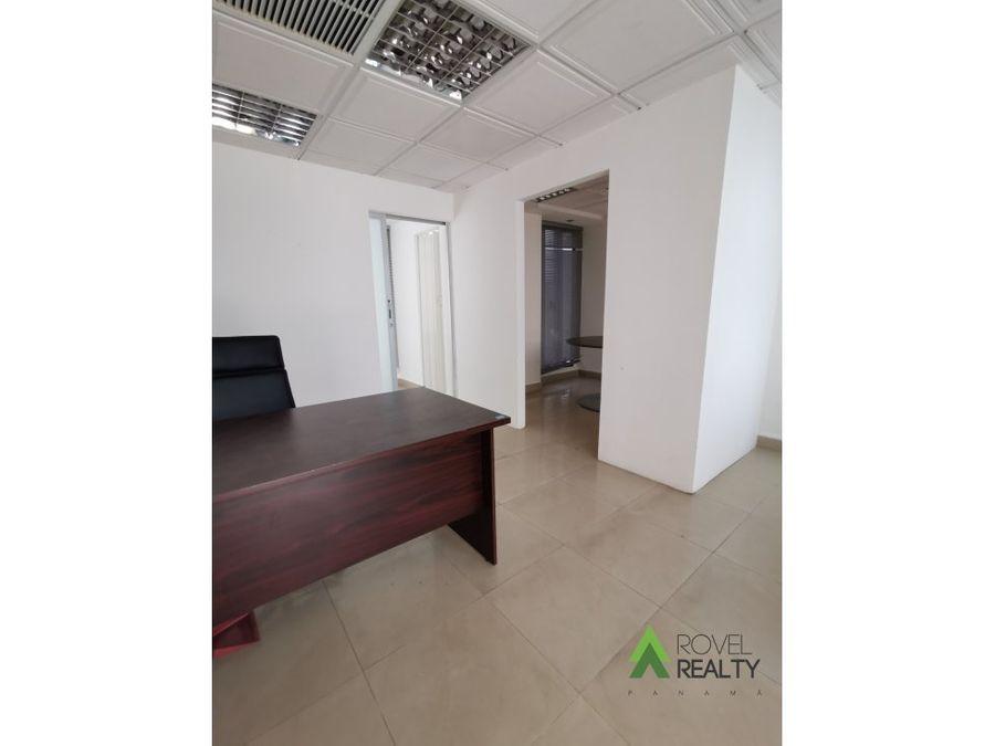oficina en ave balboa torre bac