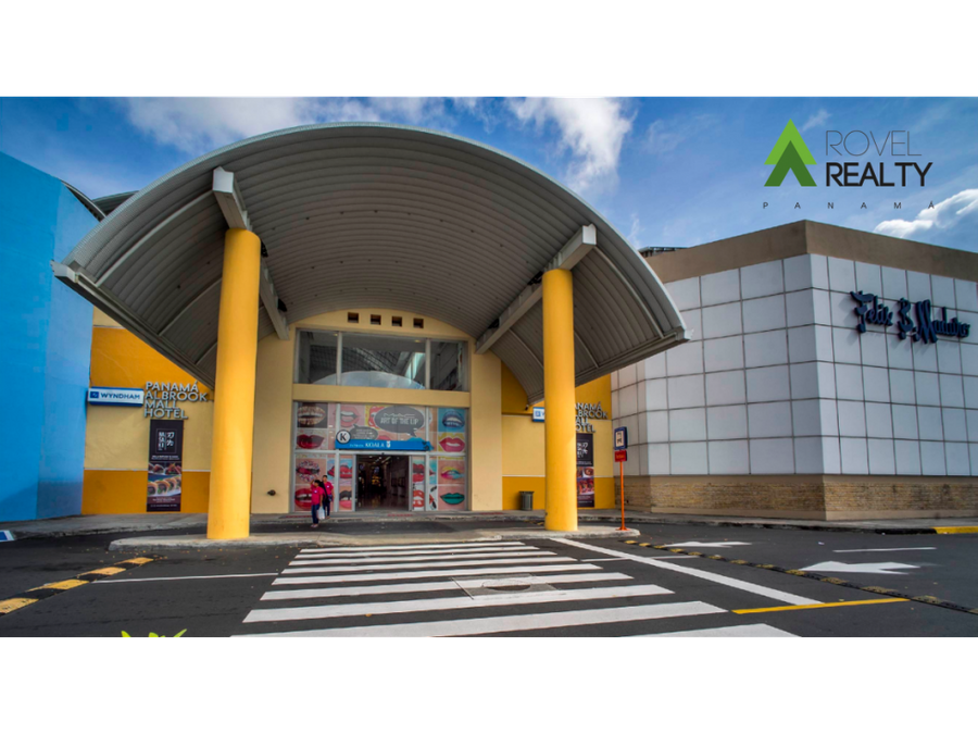 local de 170 m2 en albrook mall
