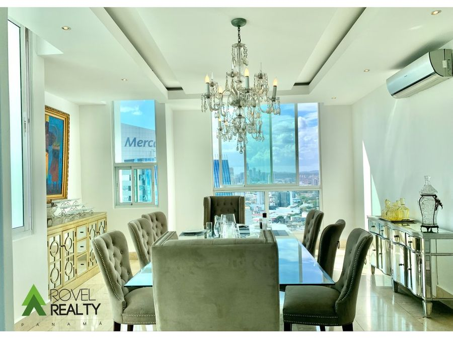penthouse en ocean drive punta pacifica