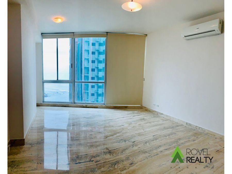 apartamento en punta pacifica con vista al mar