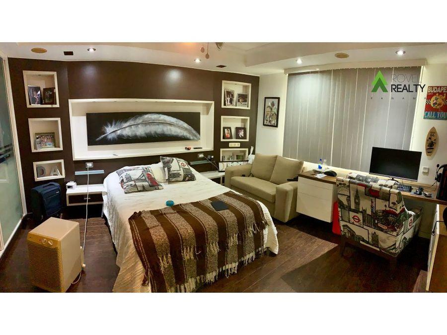 imponente apartamento en punta paitilla