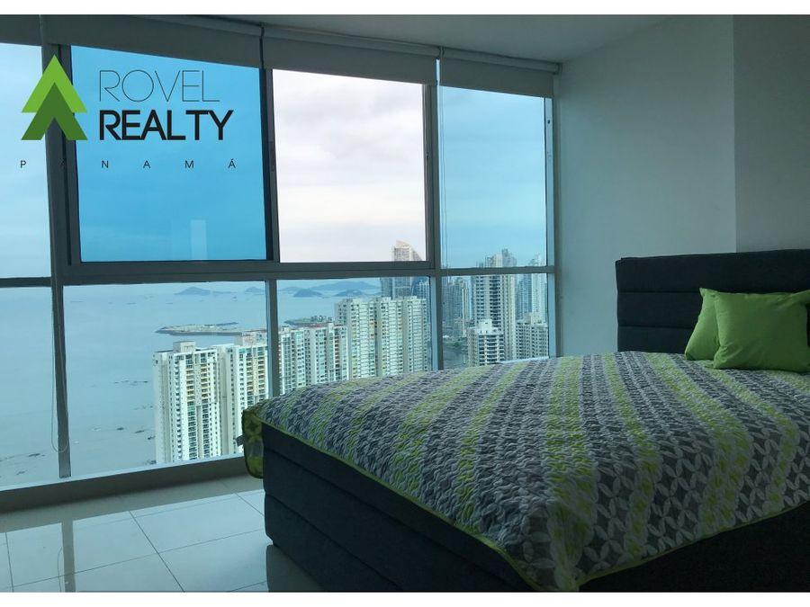 apartamento en serenity at the bay amoblado