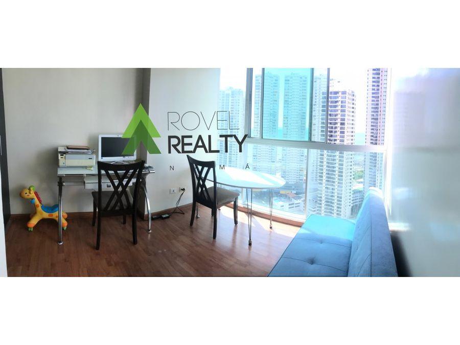 venta de apartamento en waterview san francisco panama