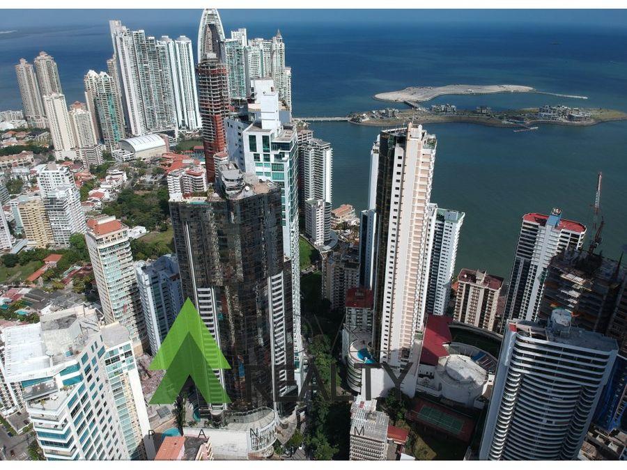 se vende platinum tower piso alto