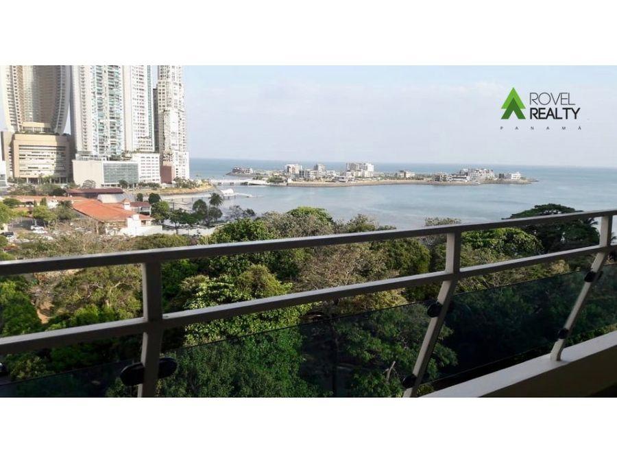apartamento en ph alamar vista directa al mar