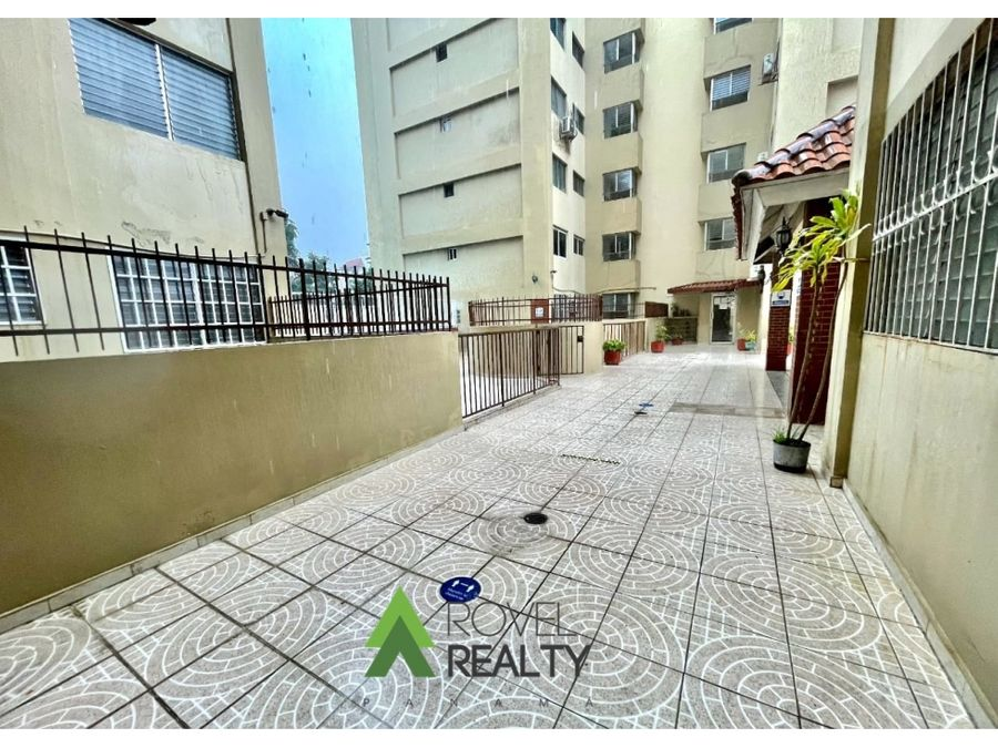 apartamento en ph plaza bella vista terraza de 20mts2