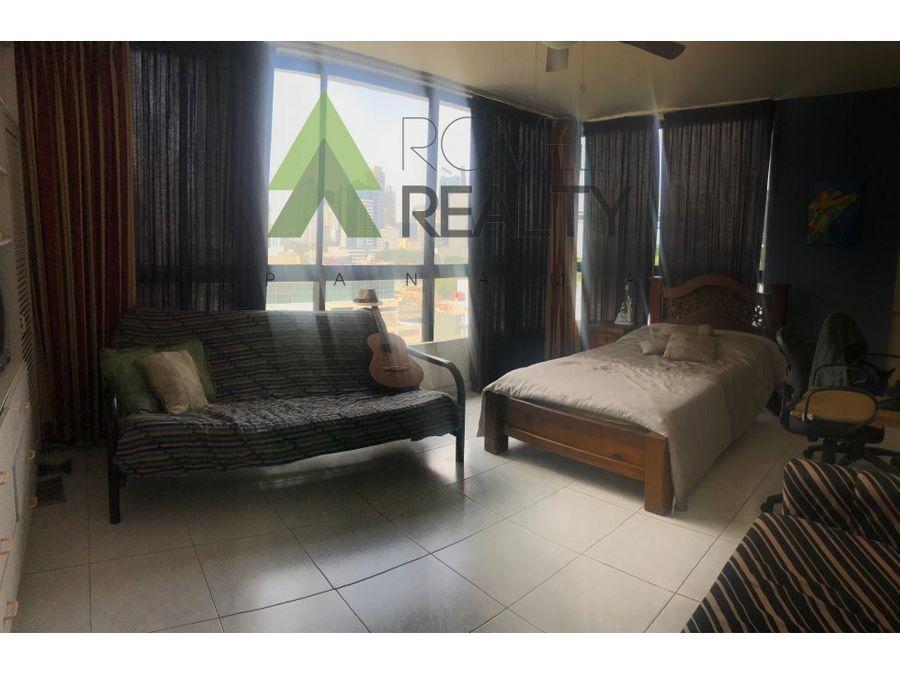 avenida balboa 430 m2 con terraza privada al mar