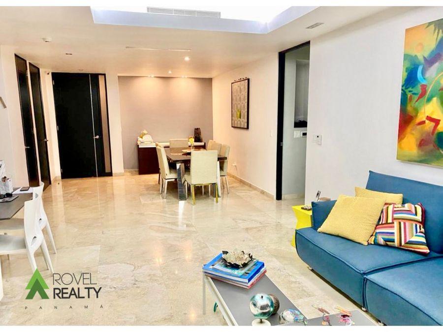 apartamento en aqualina 408 m2 cubiertos