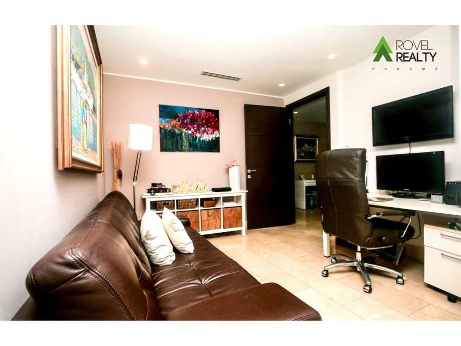 se vende apartamento en grand tower 305 m2