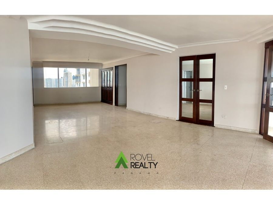 piso completo en punta paitilla frente al mar ph tarpeya