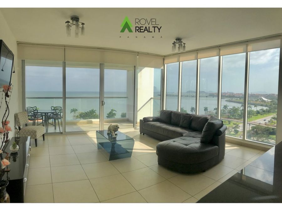 rivage tower vista al mar modelo a 176 m2