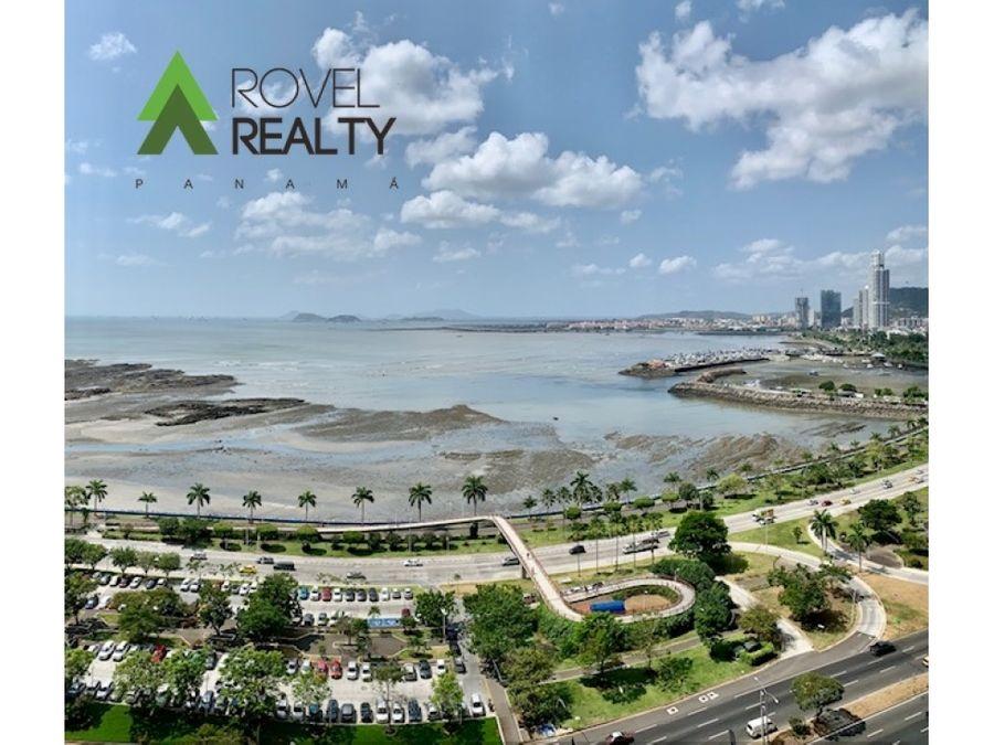 apartamento con vista al mar coral reef