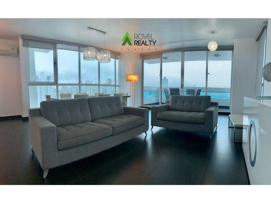 apartamento en the view amoblado