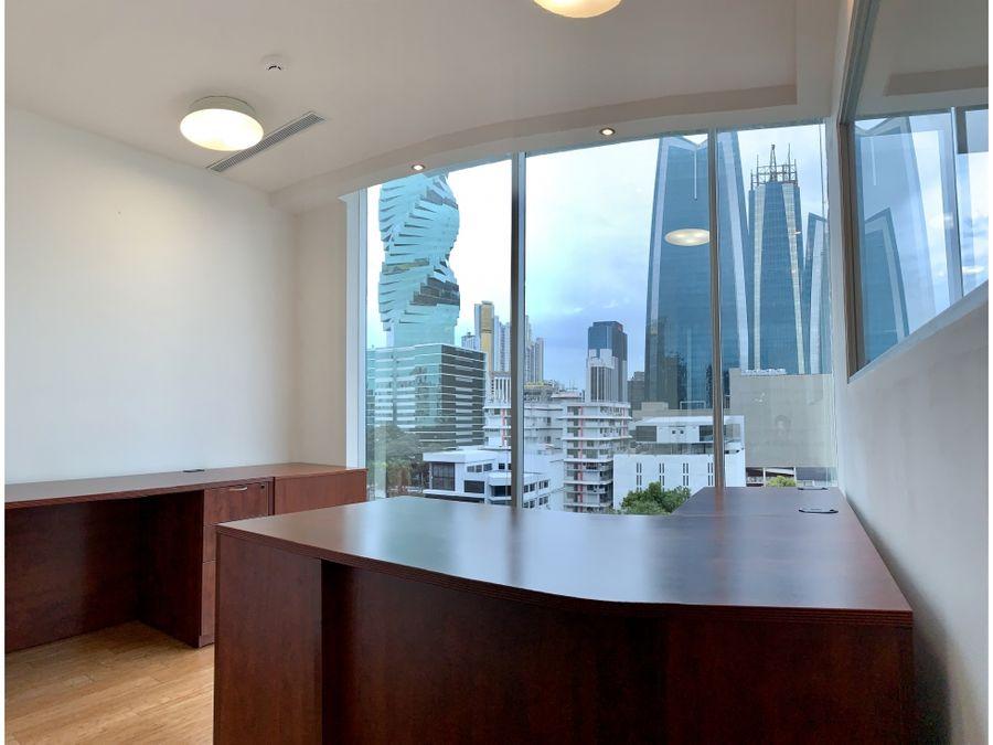 oficina amoblada en banisi office one