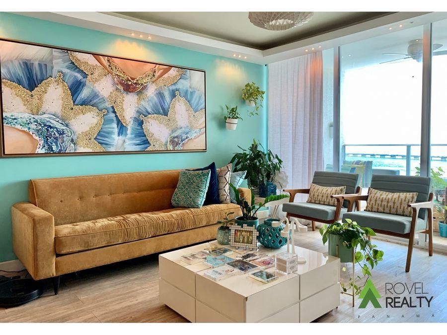apartamento en coco del mar amoblado ph nautica