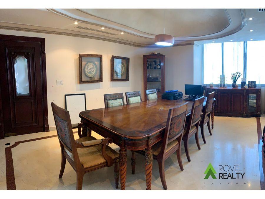 platinum tower 350 m2 apartamento de lujo