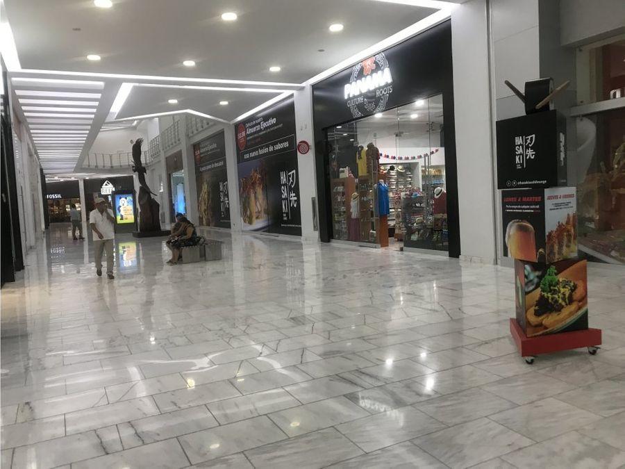 local en albrook mall inversion 68 de retorno