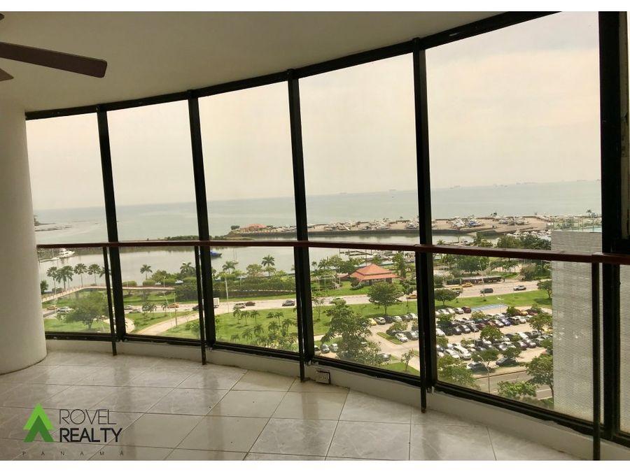 apartamento con vista al mar rocamar