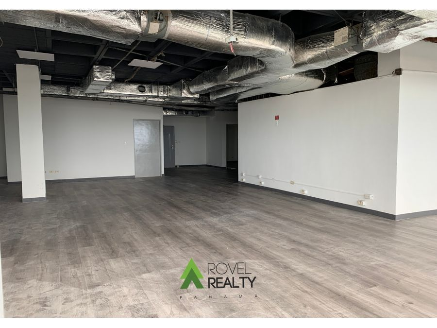 piso completo de oficina en torre bac 400 m2