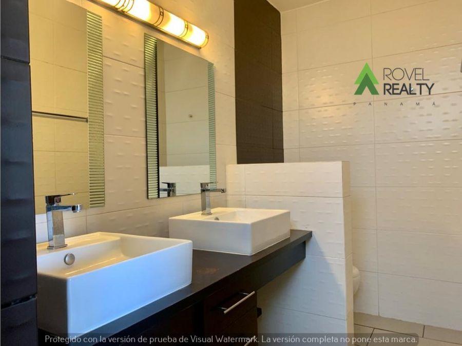 excelente apartamento en el ph pacific coast en obarrio