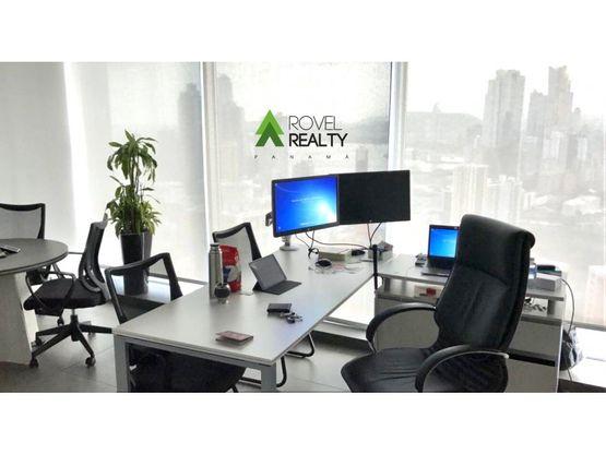 oficina con renta en oceania business center