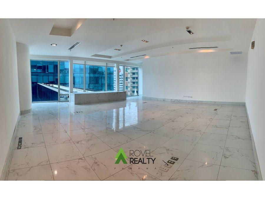 oficina en oceania business plaza 100 m2 acabados de lujo